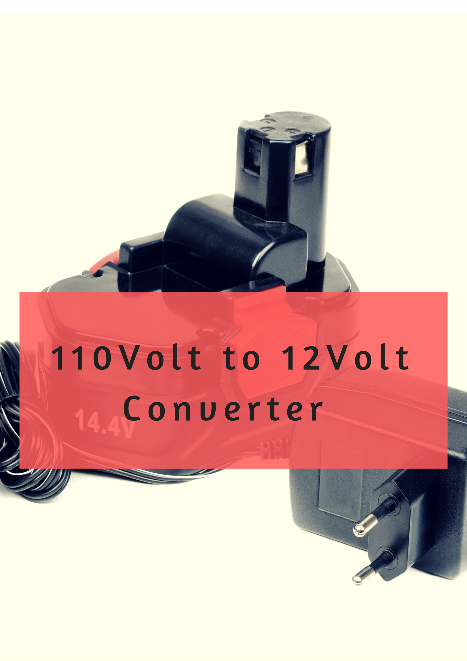 110v to 12v converter
